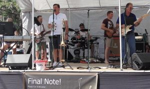 Final Note Band